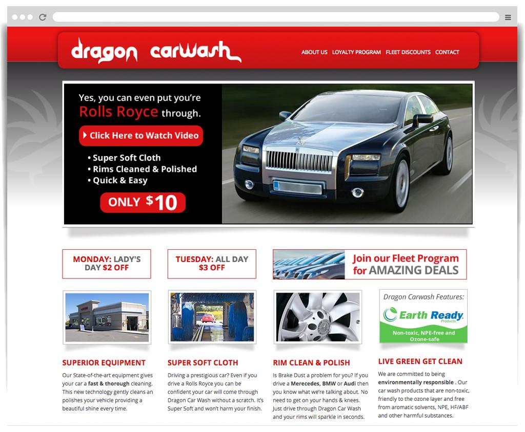 Dragon Carwash