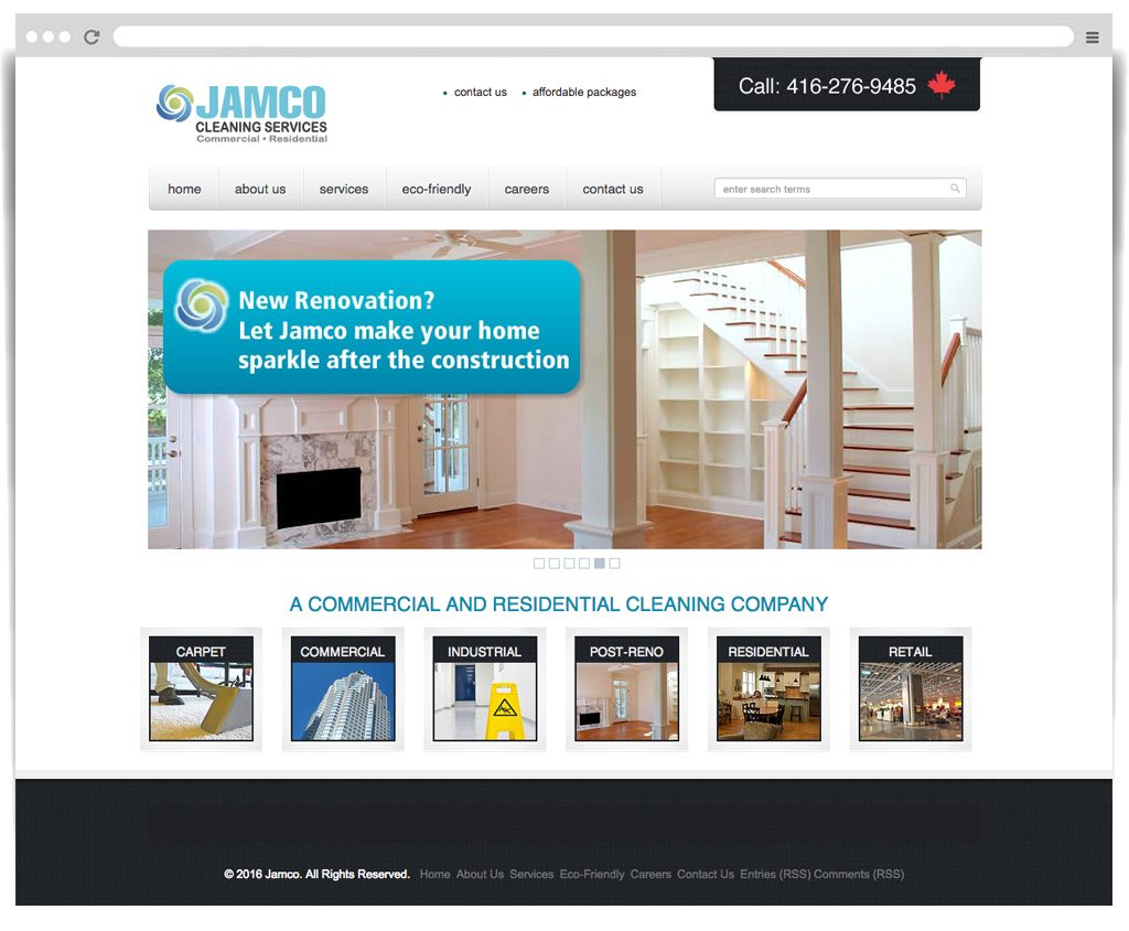 Jamco Cleaning