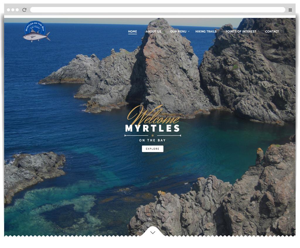 Myrtles on the Bay