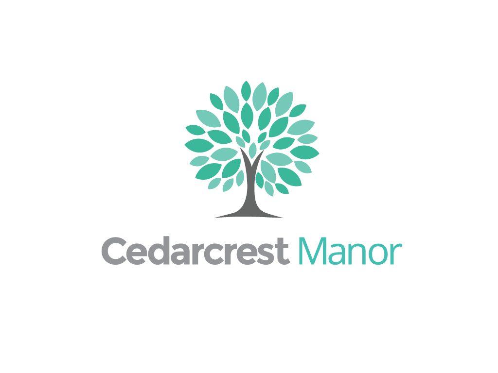 Cedarcrest Manor Logo