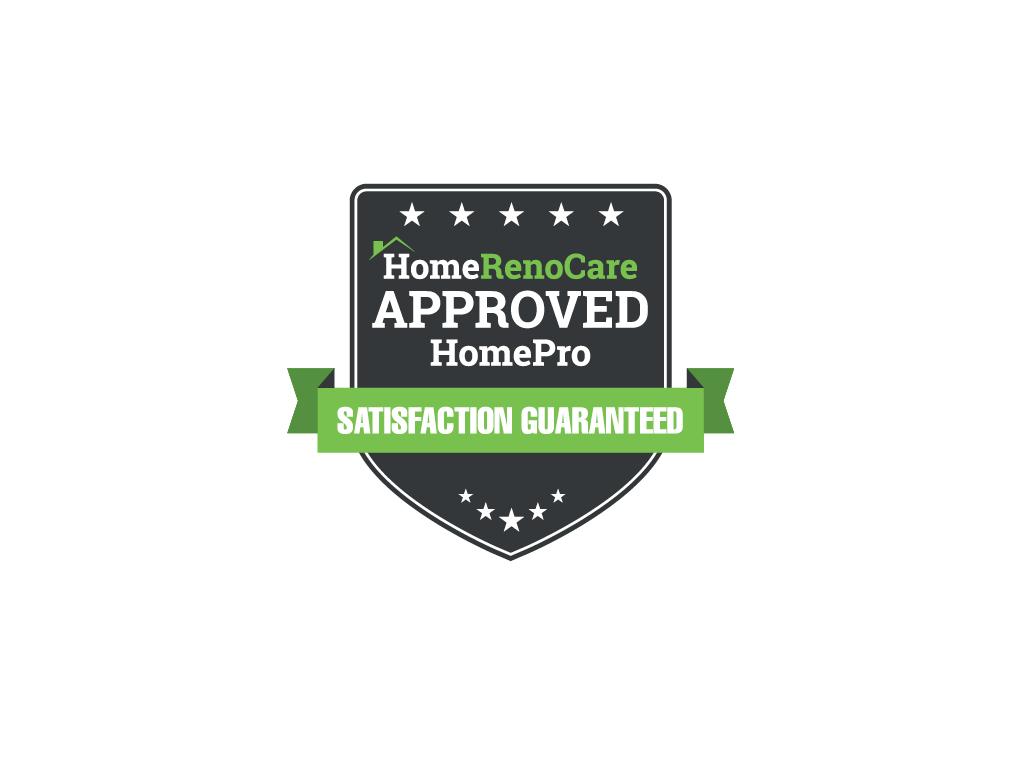HomeRenoCare Approved Logo