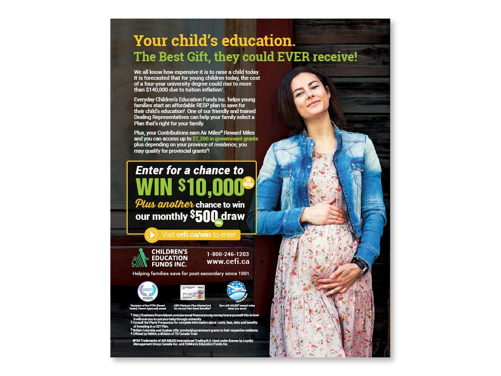 CEFI Magazine Ad