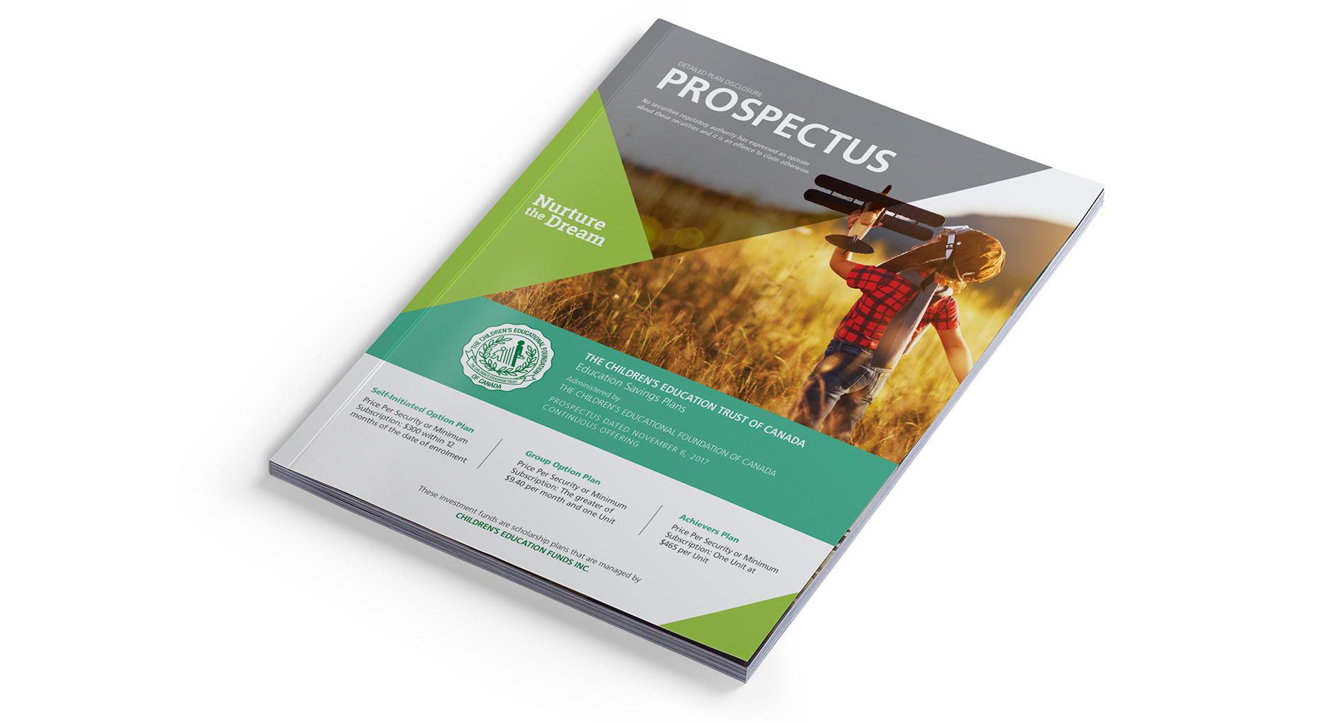 Graphic Design - Prospectus