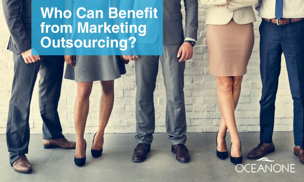 Who Can Benefit from Marketing Outsourcing